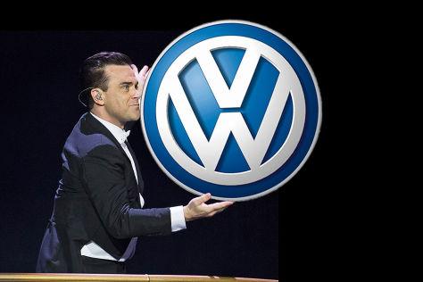 Robbie Williams sucht einen neuen Job