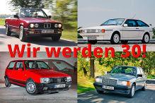 Autojahr 1985 � wir werden 30!
