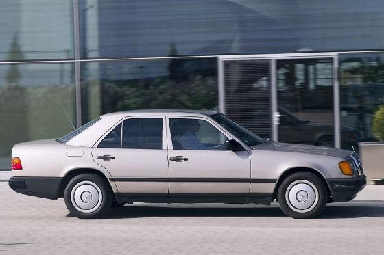 Mercedes 200 D W 124