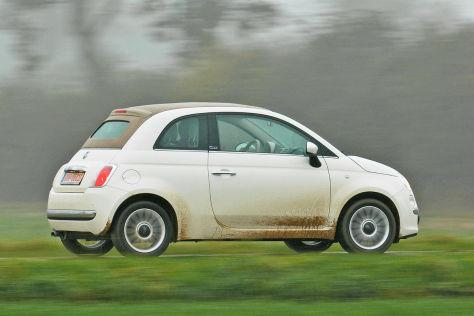 Fiat 500: Gebrauchtwagen-Test