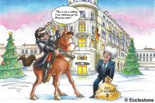 Bernie verulkt die Bayern