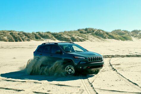 Jeep Cherokee Trailhawk 4x4: Fahrbericht