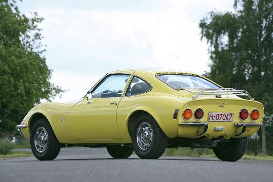 Opel GT 1900 (1969)