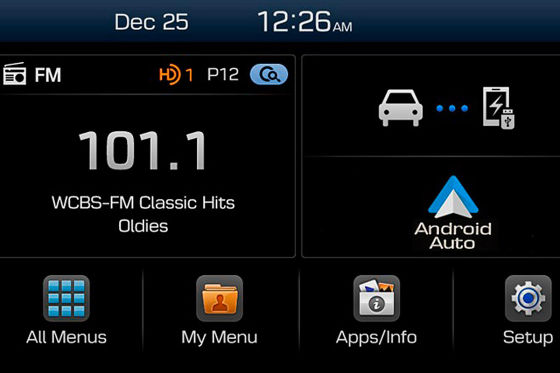 Hyundai Infotainment-System Android