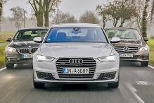 Neuer Audi A6 im ersten Vergleich