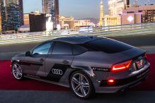 Audi l�sst lenken