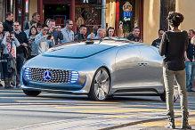 So f�hrt der Benz der Zukunft