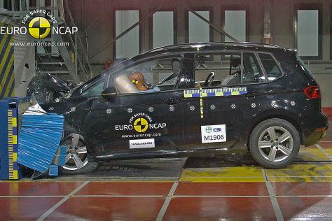 Euro NCAP Crashtest: Jahresrückblick 2014