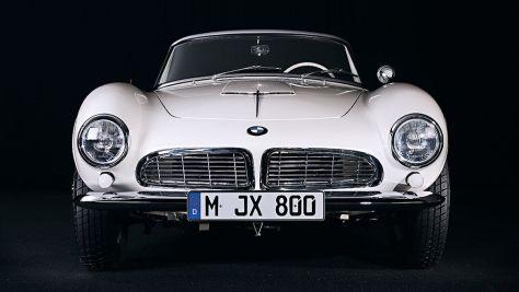 Elvis' Todestag: Sein BMW 507 und weitere Autos