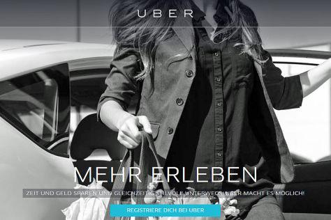 Uber: Verdacht auf Datenmissbrauch