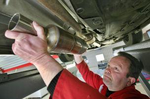 Dieselfilter-Zuschuss bleibt