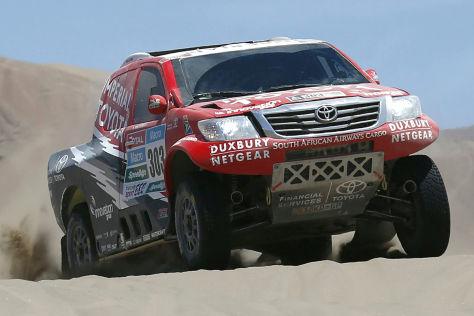 Rallye Dakar 2015: Fünfte Etappe