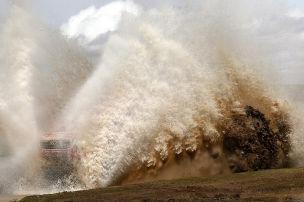 Rallye Dakar 2015: Siebte Etappe