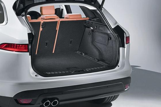 jaguar f pace iaa 2015 infos motoren preise markstart. Black Bedroom Furniture Sets. Home Design Ideas