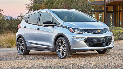 Chevrolet Bolt (CES 2016): Vorstellung