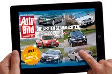 Exklusiv: Die besten Autos bis 15.000 Euro