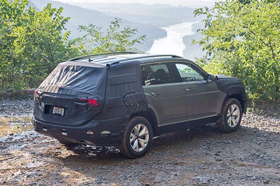 VW Cross Coupé GTE