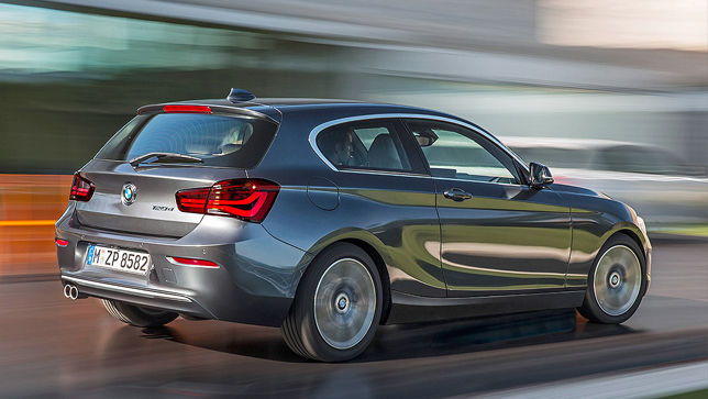 Video Bmw 1er Facelift 2015 Autobild De