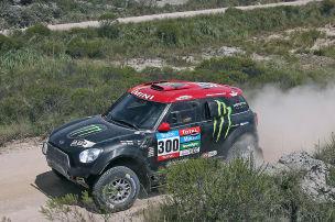 Rallye Dakar 2015: Neunte Etappe