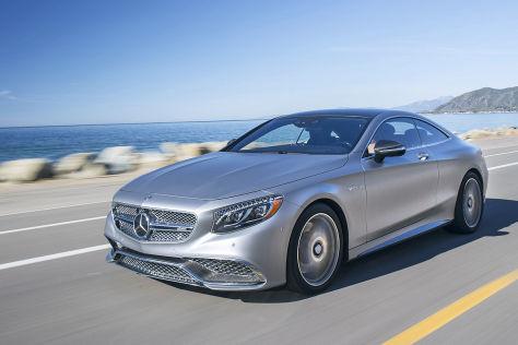 Mercedes-AMG S 65 Coupé: Fahrbericht