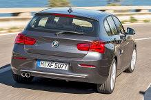 So f�hrt der neue BMW 1er