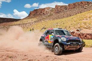 Rallye Dakar 2015: Zehnte Etappe
