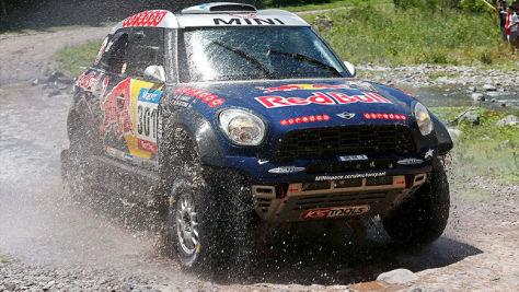 Rallye Dakar 2015: Elfte Etappe
