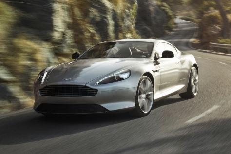 Aston Martin: Rückruf für diverse Baureihen
