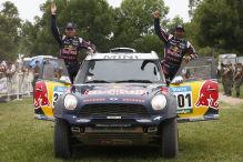 Al-Attiyah ist Dakar-Sieger