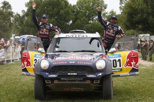 Rallye Dakar 2015: Endergebnis
