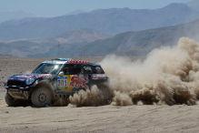 Dreifach-Triumph f�r Michelin in Dakar