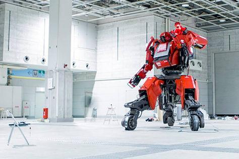 Roboter Koratas: Vorstellung