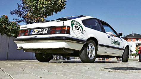 Opel Monza 3.0 E: Dauertest-Bilanz