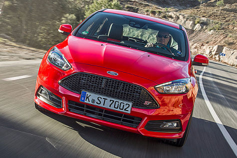 Ford Focus ST (2015): Fahrbericht