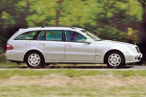 Gebrauchte Kombis: Dacia Logan MCV