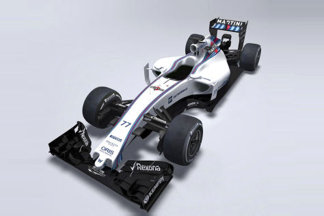 Formel 1 (2015): Williams FW 37