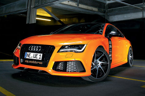 KL Racing RS7 Sportback: Tuning