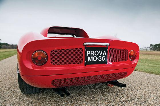 Ferrari 250 LM by Scaglietti (1964)