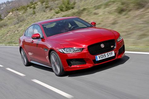 Jaguar XE: