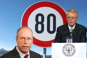 Tempo 80 auf Landstraßen?