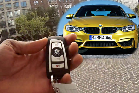 BMW M4: Witziges Video