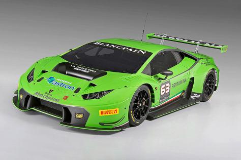 Lamborghini Huracán GT§ (2015): Vorstellung