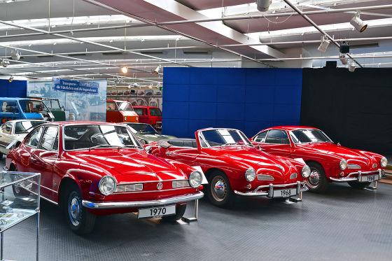 60 Jahre Karmann Ghia