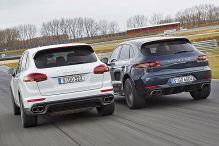 Zwei Turbo-Porsche mit 920 PS
