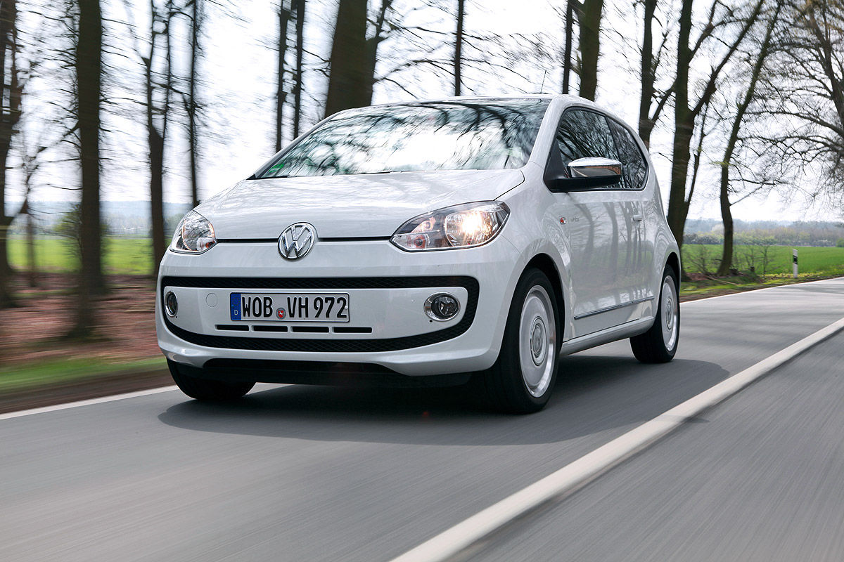 100 000 km with Wolfsburg's Smallest: CAR IMAGE VW Up has been tested  #6B7146