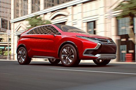 Mitsubishi SUV-Studie