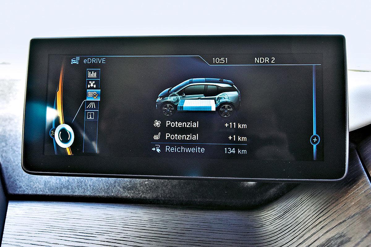 Elektroautos und ihre Reichweite: Ranking