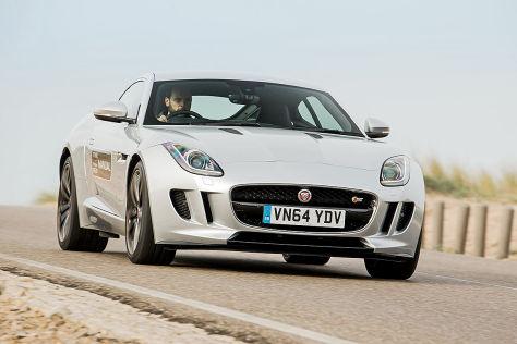 Jaguar F-Type mit Handschaltung (2015): Fahrbericht