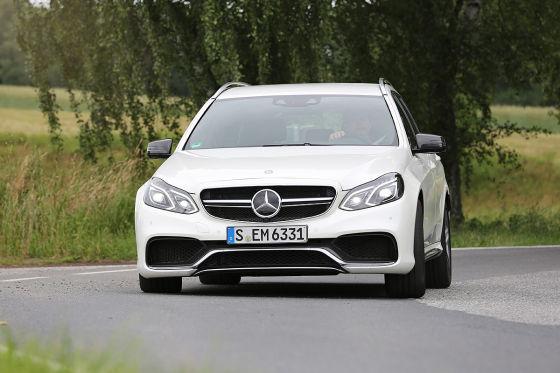 Kombi-Vergleich: Mercedes E63 AMG T S