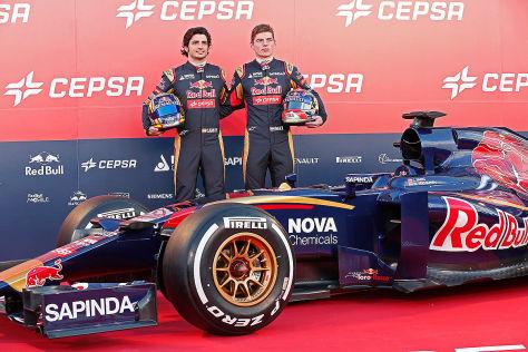 Formel 1 (2015): Toro Rosso STR10